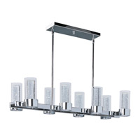 Maxim Lighting Sync 16 Light LED Single-Tier Chandelier in Polished Chrome 20908CLPC