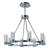 Sync 16 Light 32 inch Polished Chrome Single-Tier Chandelier Ceiling Light