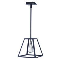 Maxim 21041BCTXB Silhouette LED LED 12 inch Textured Black Pendant Ceiling Light
