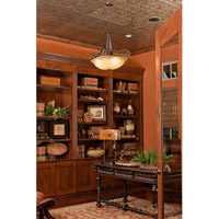 Maxim 21077FLRB Oak Harbor 4 Light 20 inch Rustic Burnished Pendant Ceiling Light alternative photo thumbnail