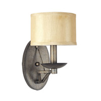 Maxim Lighting Avant 1 Light Wall Sconce in Golden Auburn 21258CHGA