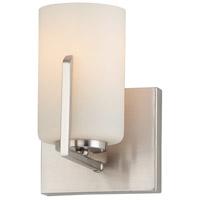 Maxim 21281SWSN Dart 1 Light 6 inch Satin Nickel Wall Sconce Wall Light