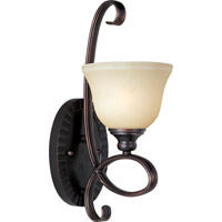Maxim Lighting Infinity 1 Light Wall Sconce in Oil Rubbed Bronze 21311WSOI