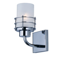 Tier 1 Light 5 inch Polished Chrome Vanity Light Wall Light