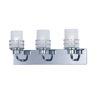 Tier 3 Light 23 inch Polished Chrome Vanity Light Wall Light