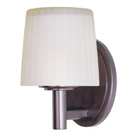 Maxim Lighting Finesse 1 Light Bath Light in Oil Rubbed Bronze 21511DWOI photo thumbnail