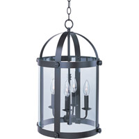Maxim Lighting Tara 4 Light Pendant in Bronze 21550CLBZ