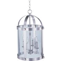 Maxim 21550CLSN Tara 4 Light 14 inch Satin Nickel Pendant Ceiling Light