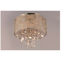 Maxim 21560TWPN Allure 5 Light 16 inch Polished Nickel Flush Mount Ceiling Light alternative photo thumbnail