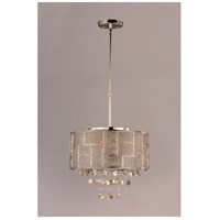 Maxim 21564TWPN Allure 5 Light 16 inch Polished Nickel Single Pendant Ceiling Light alternative photo thumbnail