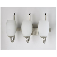 Maxim 21643SWSN Taylor LED 18 inch Satin Nickel Bath Vanity Wall Light in Medium Base photo thumbnail