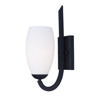 Taylor 1 Light 5 inch Textured Black Wall Sconce Wall Light