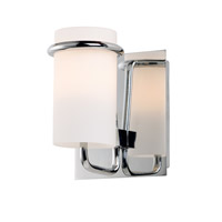Avant 1 Light 5 inch Polished Chrome Wall Sconce Wall Light