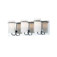 Maxim 22023SWPC Avant 3 Light 18 inch Polished Chrome Bath Vanity Wall Light