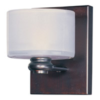 Maxim Lighting Discus 1 Light Wall Sconce in Oil Rubbed Bronze 22169FTOI