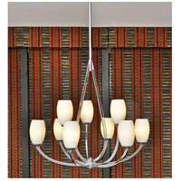 Maxim 22176SWPC Elan 9 Light 35 inch Polished Chrome Multi-Tier Chandelier Ceiling Light alternative photo thumbnail