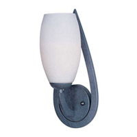 Maxim Lighting Elan 1 Light Wall Sconce in Texture Ebony 22179SWTE