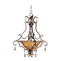 Maxim Lighting Dresden 3 Light Pendant in Filbert 22262EMFL photo thumbnail