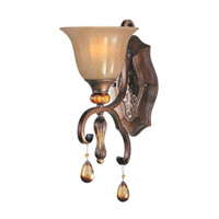 Maxim Lighting Dresden 1 Light Wall Sconce in Filbert 22271EMFL