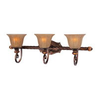 Maxim Lighting Dresden 3 Light Bath Light in Filbert 22274EMFL
