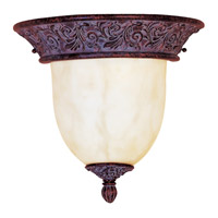 Maxim Lighting Apollo 1 Light Wall Sconce in Greek Bronze 2228WHGB
