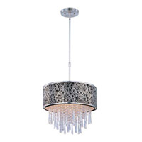 Maxim Lighting Rapture 5 Light Pendant in Satin Nickel 22294BKSN