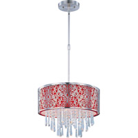Maxim Lighting Rapture 5 Light Pendant in Satin Nickel 22294RDSN