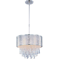 Maxim Lighting Rapture 5 Light Pendant in Satin Nickel 22294WTSN