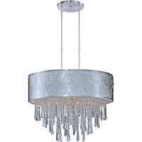 Maxim Lighting Rapture 9 Light Pendant in Satin Nickel 22295WTSN