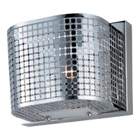 Maxim Lighting Mirage 1 Light Bath Light in Polished Nickel 22311PN