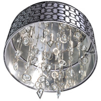 Maxim 22380STPN Symmetry 5 Light 21 inch Polished Nickel Flush Mount Ceiling Light alternative photo thumbnail