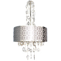 Maxim Lighting Symmetry 6 Light Single Pendant in Polished Nickel 22384STPN alternative photo thumbnail