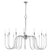 Maxim 22408PN Willsburg 16 Light 44 inch Polished Nickel Entry Foyer Pendant Ceiling Light