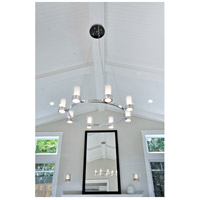 Maxim Lighting Silo 8 Light Single Tier Chandelier in Polished Chrome 23078CLFTPC alternative photo thumbnail