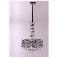 Maxim 23094BCPC Cirque 6 Light 15 inch Polished Chrome Single Pendant Ceiling Light alternative photo thumbnail