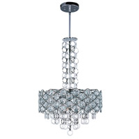 Maxim Lighting Cirque 8 Light Single Pendant in Polished Chrome 23095BCPC