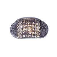 Maxim 24158CGOI Arabesque 1 Light 10 inch Oil Rubbed Bronze Wall Sconce Wall Light in 40