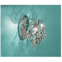 Maxim Lighting Comet 1 Light Wall Sconce in Polished Chrome 24202BCPC