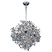 Comet 10 Light 25 inch Polished Chrome Pendant Ceiling Light