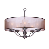 Lucid 5 Light Oil Rubbed Bronze Pendant Ceiling Light