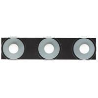 Maxim 24763FTSWBK Helio LED 27 inch Black Vanity Light Wall Light