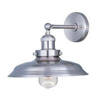 Maxim Lighting Mini Hi-Bay 1 Light Wall Sconce in Satin Nickel 25062SN