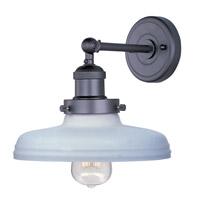 Maxim Lighting Mini Hi-Bay 1 Light Wall Sconce in Bronze 25067SWBZ/BUI