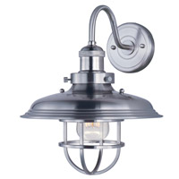 Maxim Lighting Mini Hi-Bay 1 Light Wall Sconce in Satin Nickel 25091SN