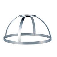 Retro Polished Nickel Pendant Band Ceiling Light