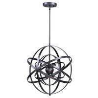 Maxim 25133BR Sputnik 9 Light 25 inch Bronze Rupert Single Pendant Ceiling Light in 40 LED