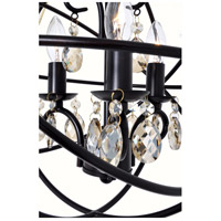 Maxim 25140OI Orbit 3 Light 12 inch Oil Rubbed Bronze Chandelier Ceiling Light alternative photo thumbnail