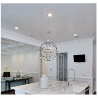 Maxim Lighting Orbit 6 Light Chandelier in Oil Rubbed Bronze 25144OI