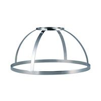 Maxim 2518PN Retro Polished Nickel Pendant Band Ceiling Light