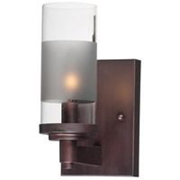 Maxim 26321CLFTOI Crescendo 1 Light 4 inch Oil Rubbed Bronze Wall Sconce Wall Light